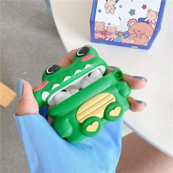 Coque Airpods Pro Crocodile