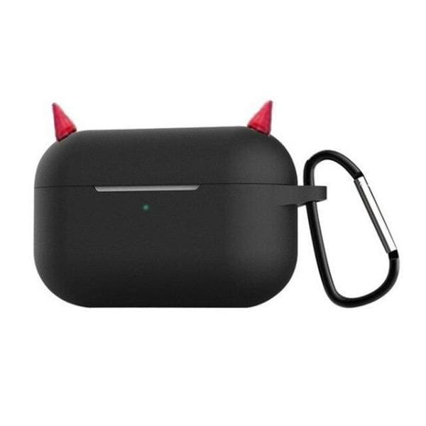Coque AirPods Pro Diable - Noir - Airpods