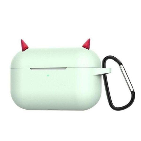 Coque AirPods Pro Diable - Blanc - Airpods