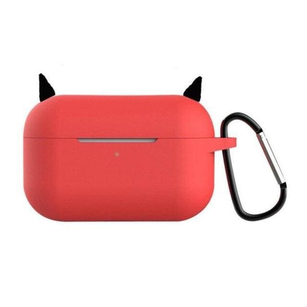 Coque AirPods Pro Diable - Rouge - Airpods