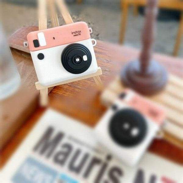 Coque AirPods Pro Polaroid - Rose - Airpods