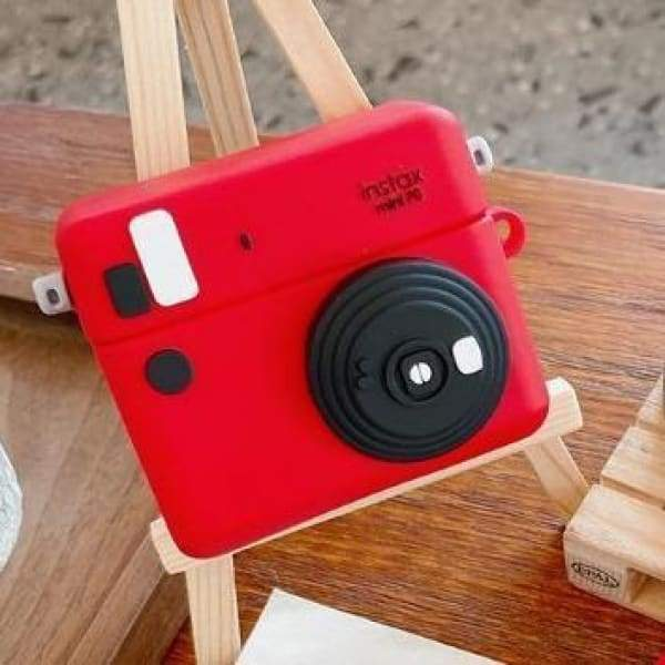 Coque AirPods Pro Polaroid - Rouge - Airpods