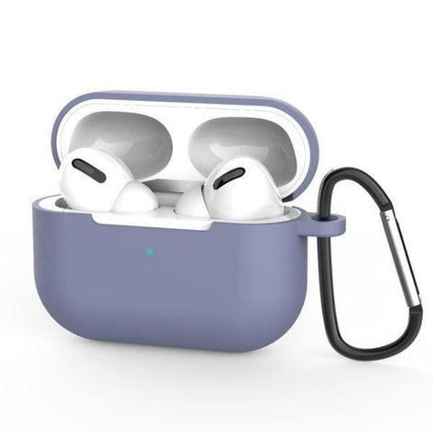Coque AirPods Pro Violette - Airpods