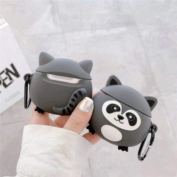 Coque AirPods Raton Laveur - Airpods 1 & 2