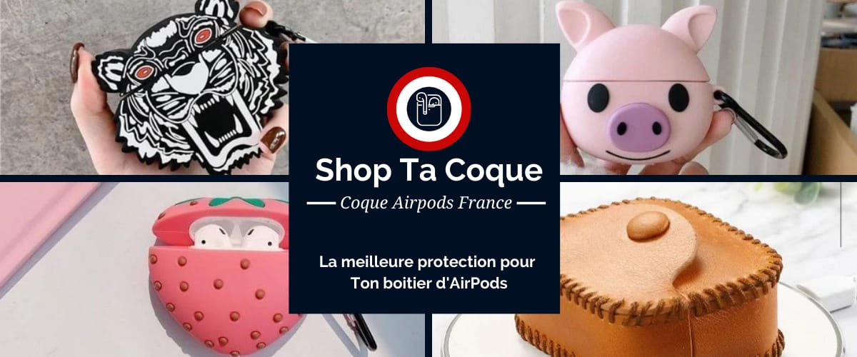 Coque AirPods France