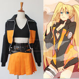 Naruto Female Uniform Customize Any Size