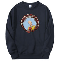 One Punch Man Men's Sweatshirts