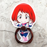 My Hero Academia Rotatable Mobile Phone Bracket Ring Buckle