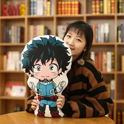 My Hero Academia Pillow Plush Doll