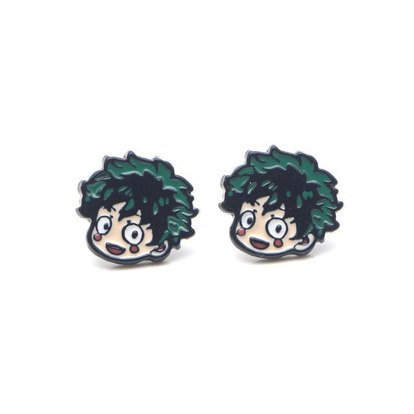 My Hero Academia Ear drop Metal Earring