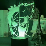 Naruto Color Changing Led Night Light