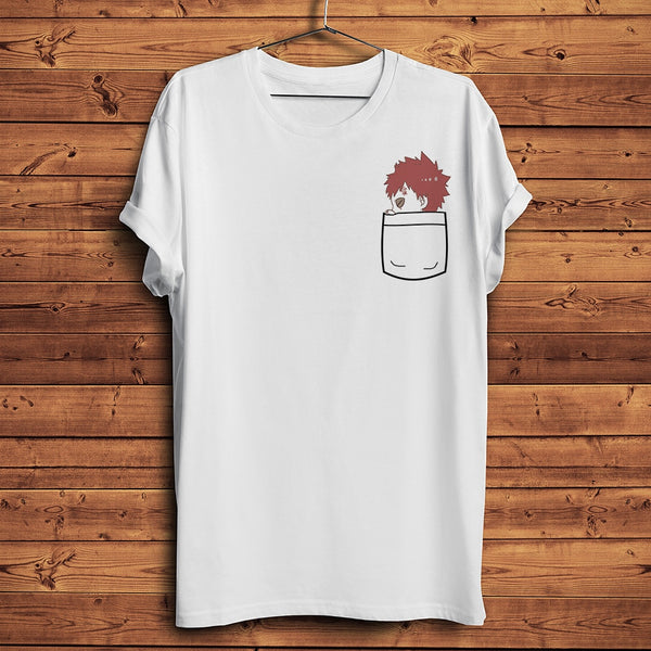 Gaara Short Sleeve In Pocket Unisex T-Shirt