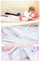 Ashido Mina Pinky Dakimakura Pillow Case Hugging Body Prop