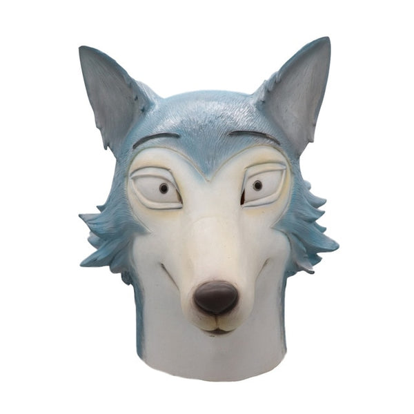 Legoshi The Wolf Latex Face Mask
