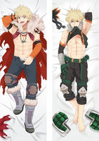 Bakugou Katsuki Dakimakura Pillow Case Hugging Body Prop