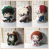 My Hero Academia Stuffed Doll Double Sided Pillowcase 50cm