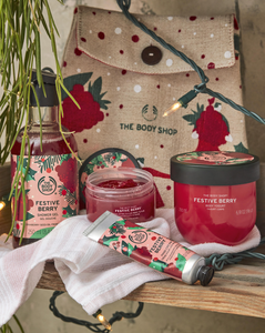 The Body Shop Little Gift Box