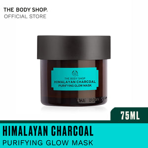 The Body Shop Himalayan Charcoal Purifying Mask