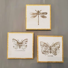Load image into Gallery viewer, Butterflies IOD Decor Stamp