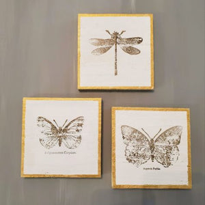 Butterflies IOD Decor Stamp