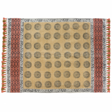 Load image into Gallery viewer, Cadre Printed Rug