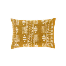 Load image into Gallery viewer, Dabu Pillow - Chartreuse