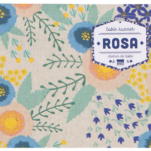 Rosa Table Runner