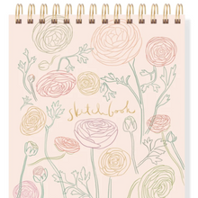 Load image into Gallery viewer, Spiral - Ranunculus Sketch Pad