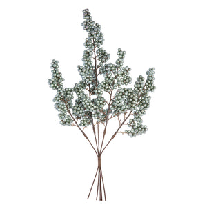 Cluster Berry Branch - Mint