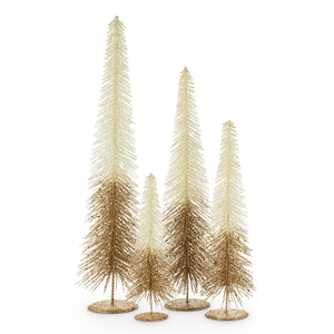 2 Tone Bottle Brush Tree