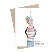 Load image into Gallery viewer, Birthday Girl - Card