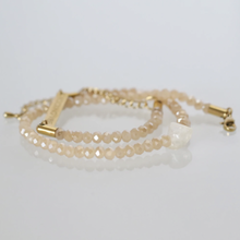Load image into Gallery viewer, Soul Sparkle Choker - Champagne & Citrine