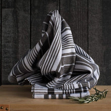 Load image into Gallery viewer, Jumbo Dishtowels Set of 3 - Black