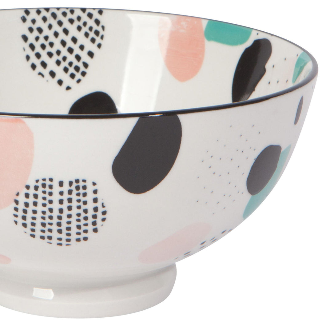 Stamped Bowl - Fete