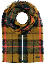 Load image into Gallery viewer, Punk Tartan Scarf - Bronze