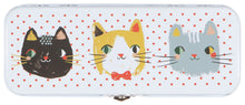 Load image into Gallery viewer, Pencil Box  - Meow Meow