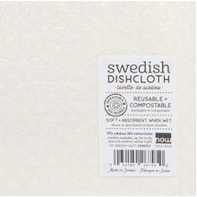 Load image into Gallery viewer, Swedish Dish Cloth-Laerke