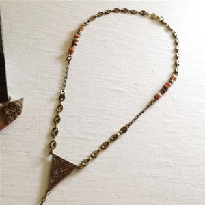 Polexia Lariat Necklace