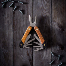 Load image into Gallery viewer, Plier Multi-Tool - Wood