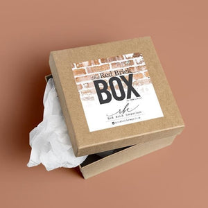 Curating Cheer - The Red Brick Gift Box