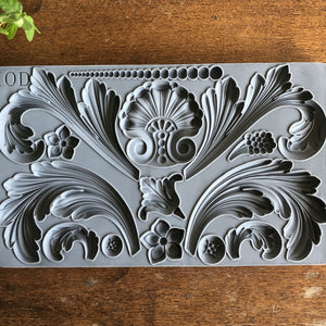 Acanthus Scroll IOD Mould
