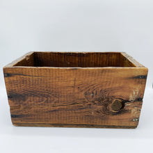 Load image into Gallery viewer, Finishing Nails Pine Box