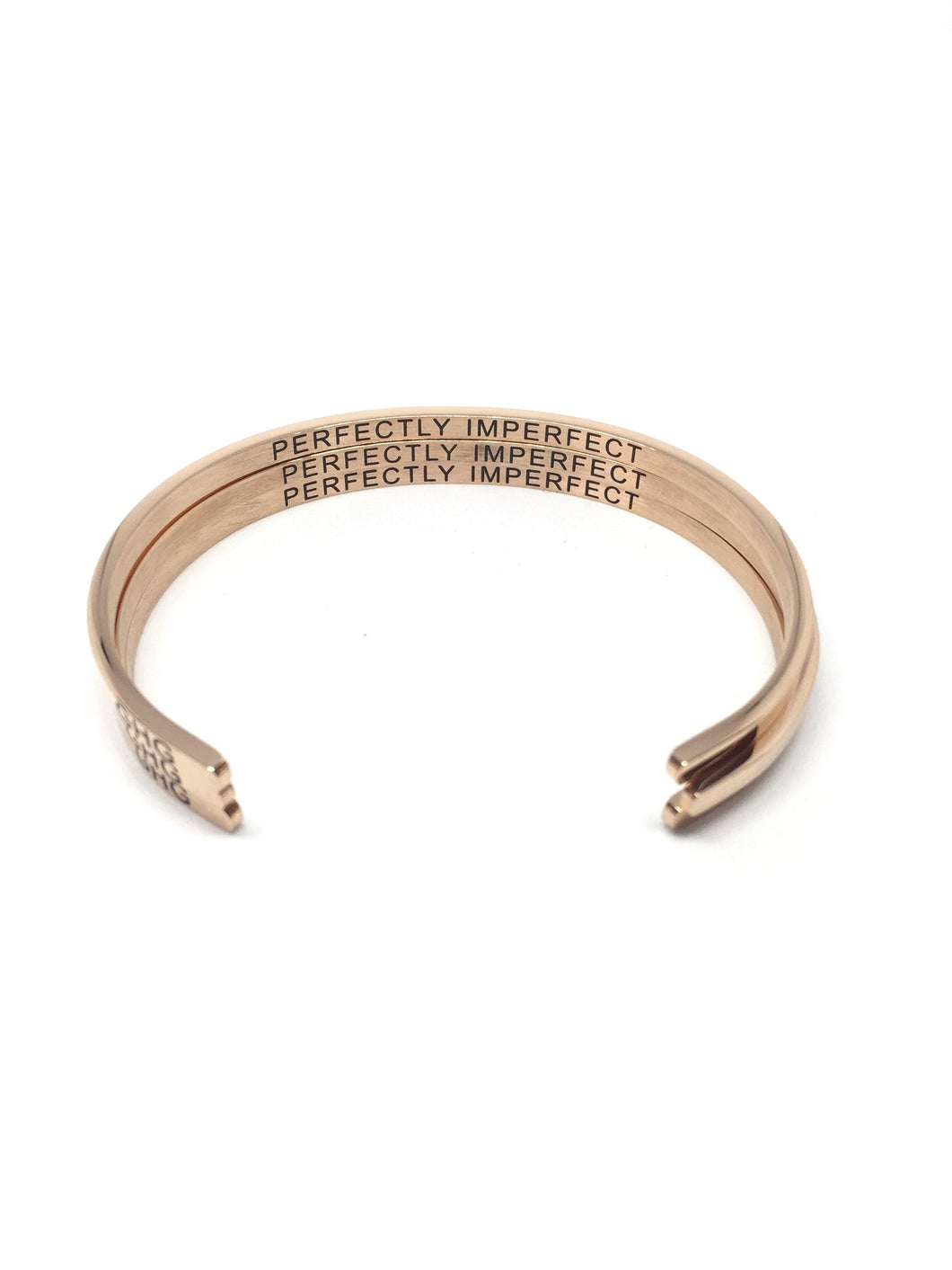 Perfectly Imperfect Bangle