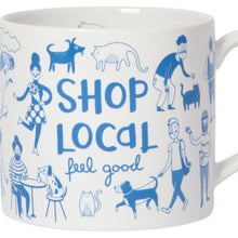 Load image into Gallery viewer, Shop Local Mug