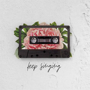 Mini Card - Keep Singing