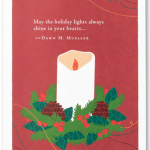 May The Holiday Lights - Cards