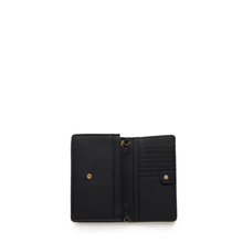 Load image into Gallery viewer, Ava Wallet Clutch Crossbody - Black