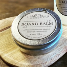 Load image into Gallery viewer, Campbell's Woodcraft Board Balm