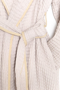 The Harmony Bath Robe - Toasted Almond
