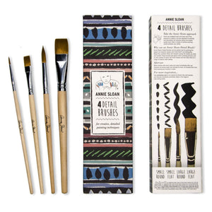 Detailed Brush Set